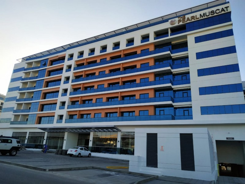 The Pear Muscat - 2 Bedroom Flat for rent - Muscat Hills