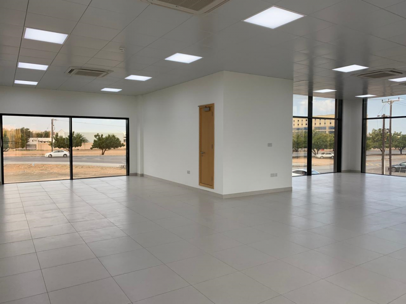 OFFICES FOR REN AT MAWALEH PETROL PUMP LOCATION