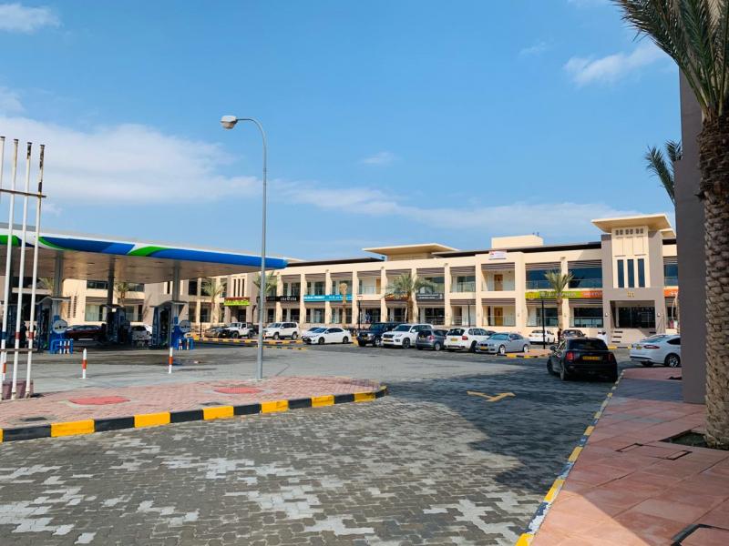 SHOPS FOR RENT IN MAWALEH AT MAWALEH PETROL STATION