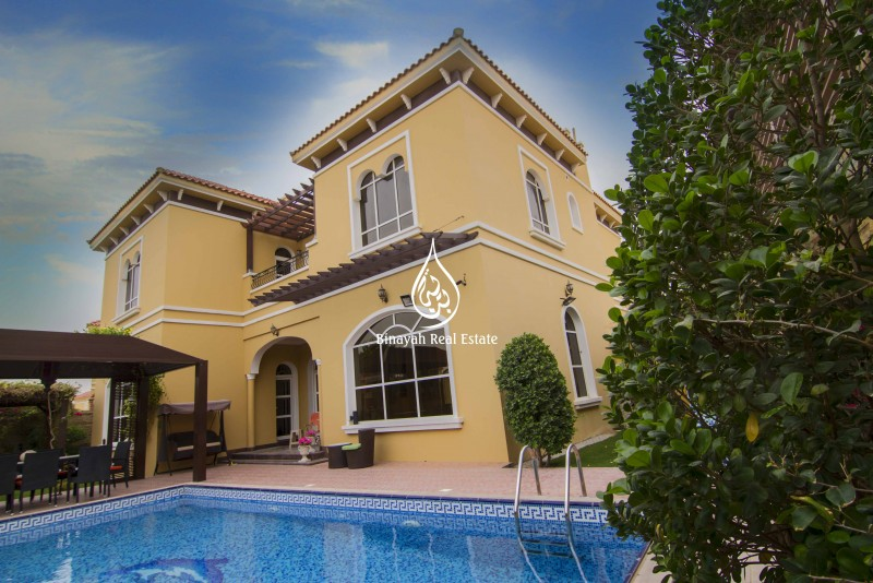 5 Bedroom Villa for Sale in The Villa Project at Dubailand
