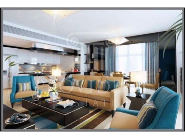 Furnished Studio Apartment in Burj Damac 6-Business Bay