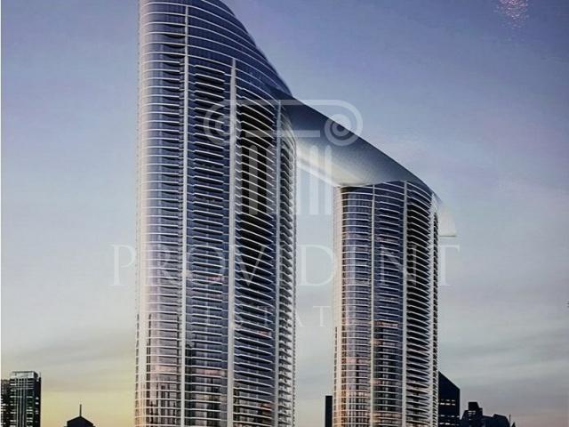 3 BR Apt 5 Percent Premium Partial Burj Khalifa