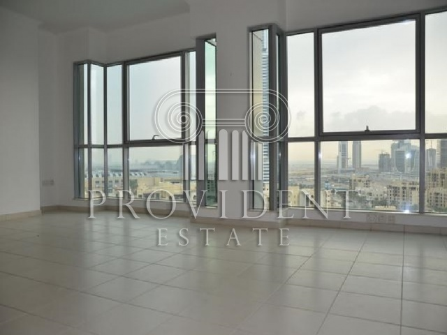 1 BR apt at Downtown Dubai with pool view