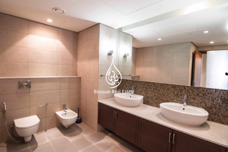 Lovely 2 Bedroom in Marina Residence Palm Island