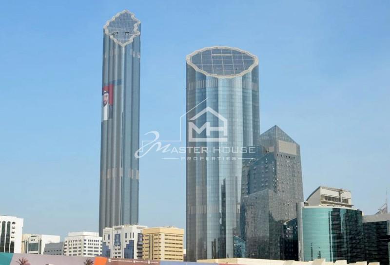 Abu Dhabi, Corniche Area,
