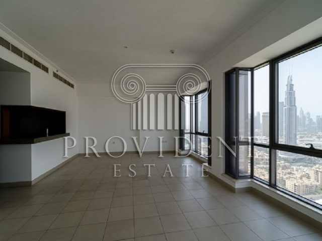 Vacant, Large 1 BR, Close to Dubai Mall