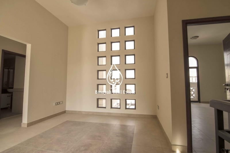 Front of Park 4 Bedroom Townhouse for Sale in Mudon Dubai