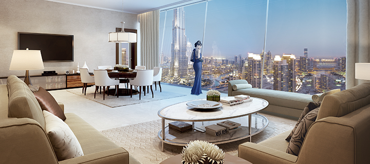 Luxury Apartment / Flat for sale Dubai Dubai