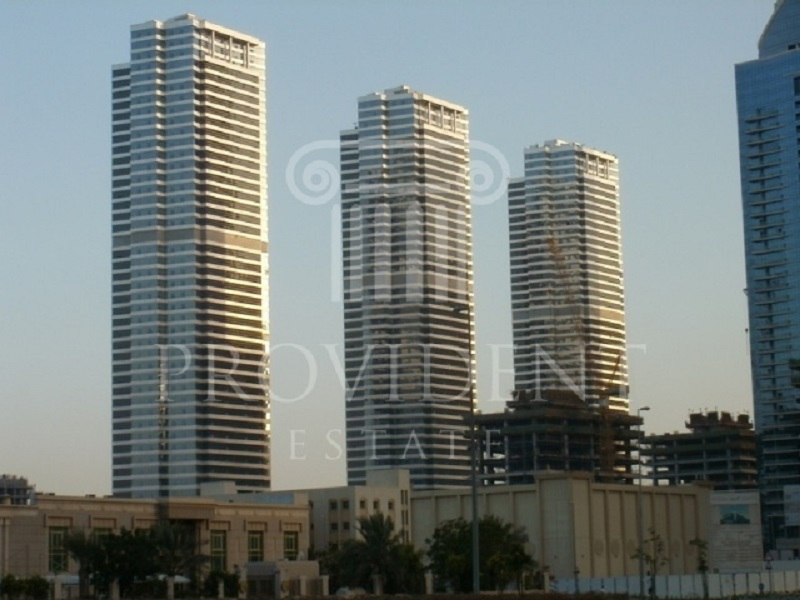 Large Office Space, Shell and Core, Mazaya AA1