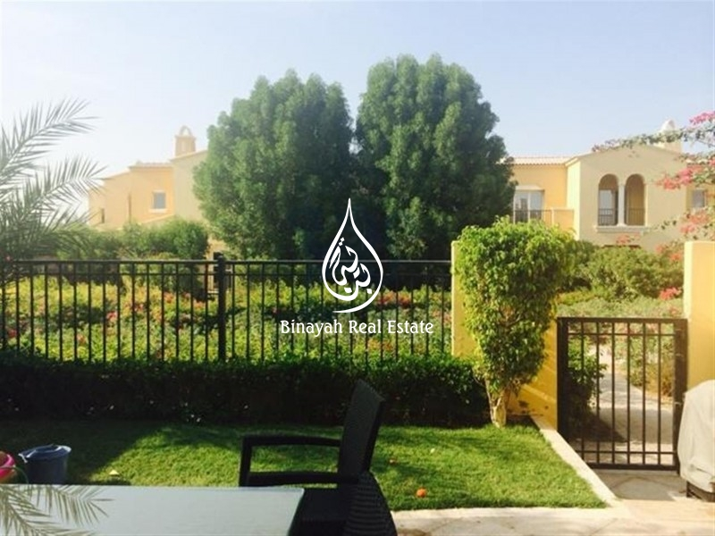Spacious 2 Bedroom Villa Type B Available for Rent at Palmera2 Arabian Ranches