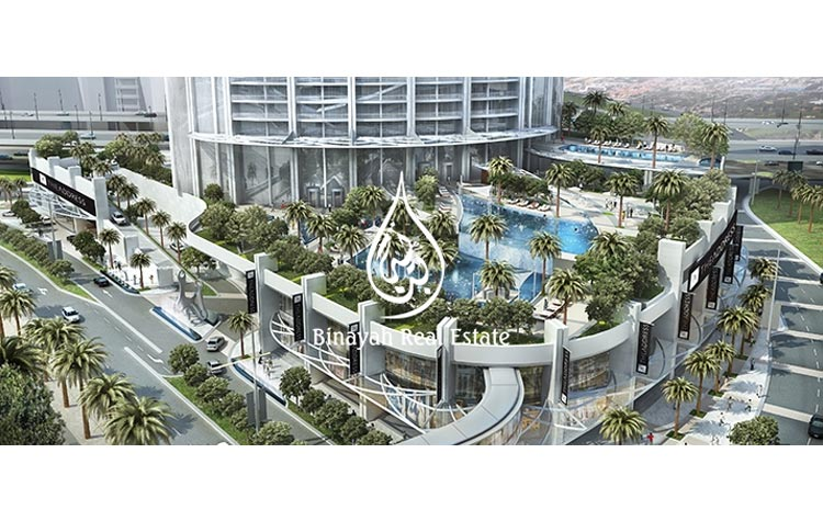 1 Bed with Sea View for Sale in Address Boulevard Downtown