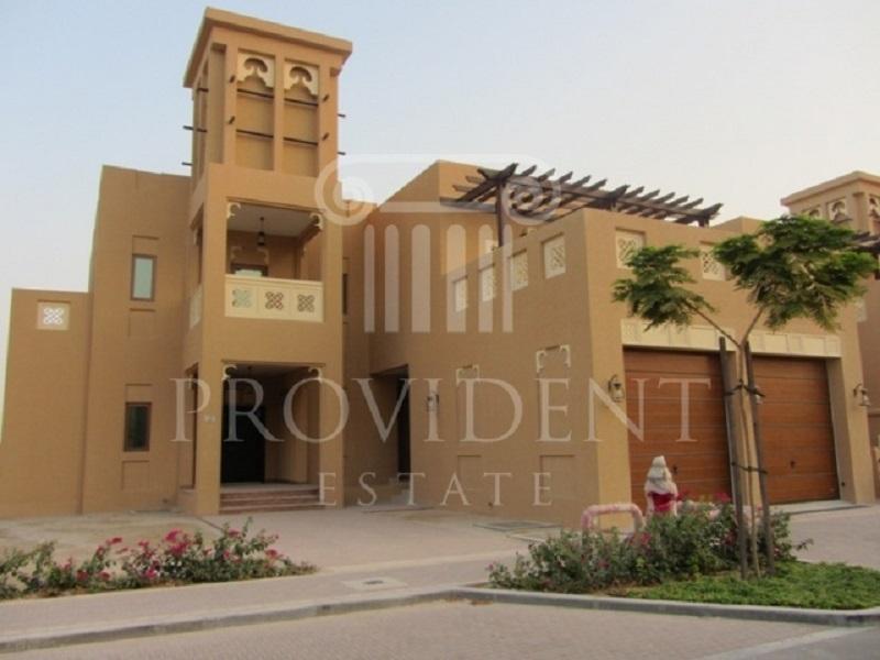 6 b/r + Maid + Driver Rooms, Dubai Style Villa