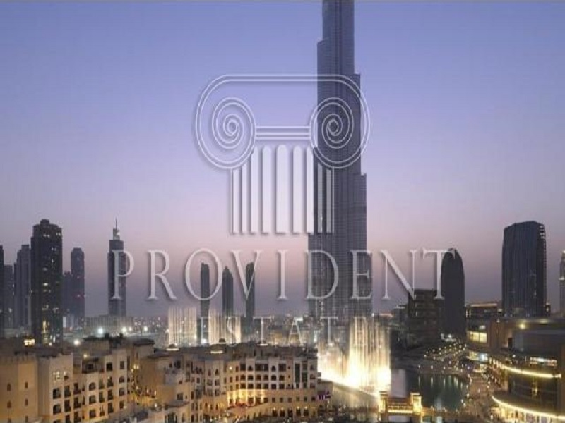 The Address Down Town Dubai 1 Bedroom Serviced Apt
