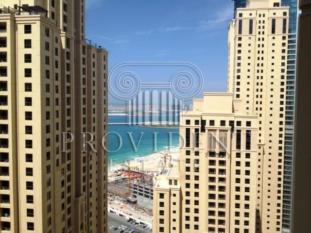2BR plus Study Apt with Partial Sea View