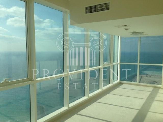 2BR A2B Type Apt with Panoramic Sea View
