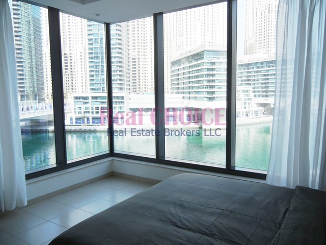 Furnished 1BR Apartment in Silverene Tower B