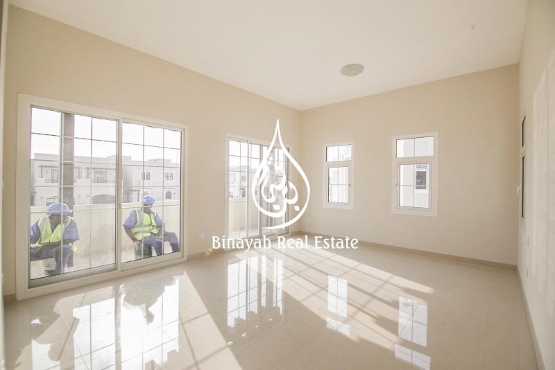 Front of Park 4 Bedroom Independent Villa for Sale in Mudon