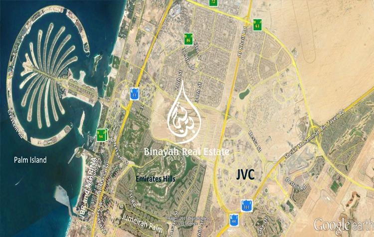 G+ 10 Mix Use Plot for Sale at JVC Dubai