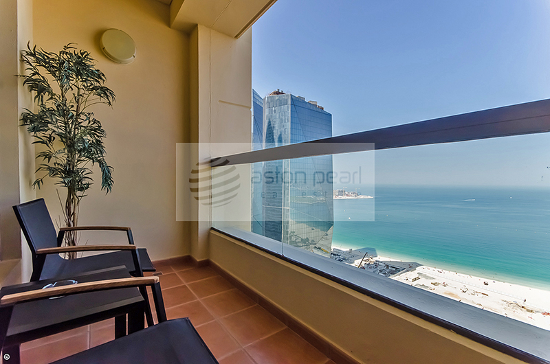 Sadaf 5 - 2 BR En-Suite - Panoramic Sea View