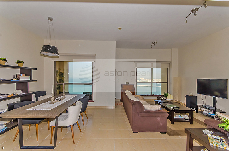 Sadaf 5   2 BR En-Suite   Panoramic Sea View