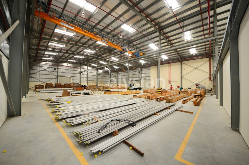 Warehouse in Jebel Ali South with Huge Plot For Sale