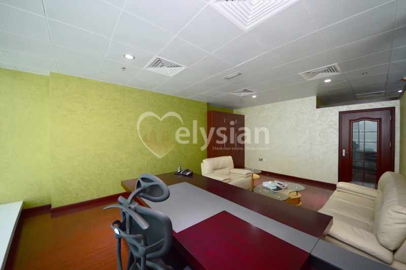 Ready Fitted Office in Manara Tower