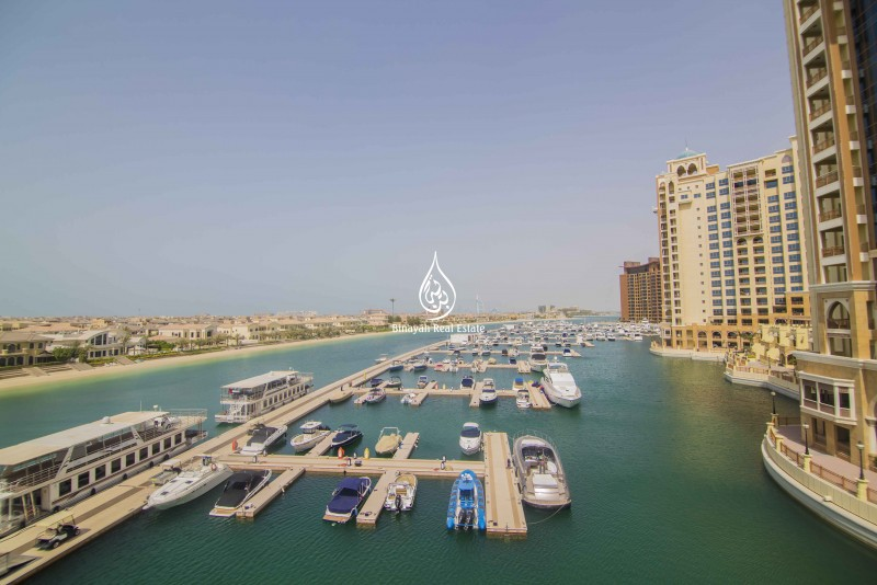 Unfurnished Studio Apartment Available For Rent in Palm Views, Palm Jumeirah