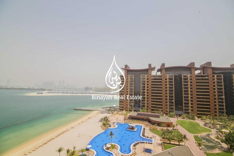 1 bedroom in Tiara,High Floor,Sea view, Palm Jumeirah