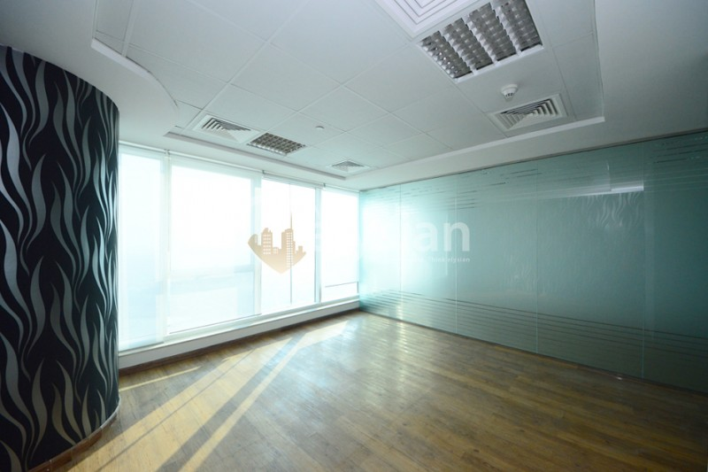 Fitted Office with Beautiful View!