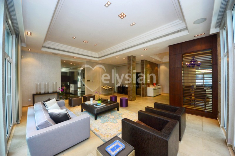 Beautiful&elegant 5BR villa| Emirates Hills