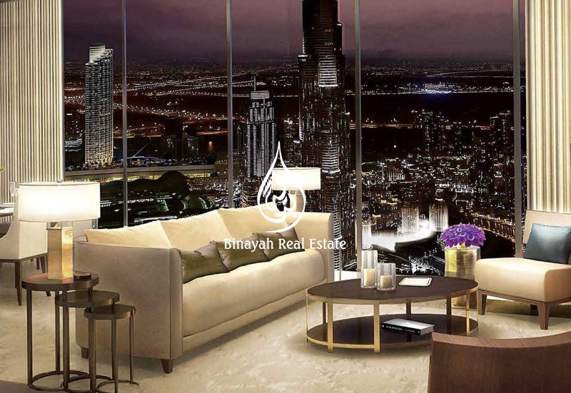 2 Bedroom Apartment at The Address Sky View