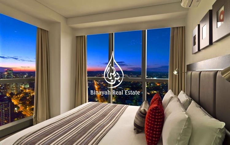 2 Bedroom at The Address Sky View Tower 1