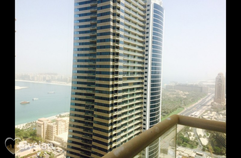 Investment! 2 BR , SEA VIEW,Sulafa 2mln