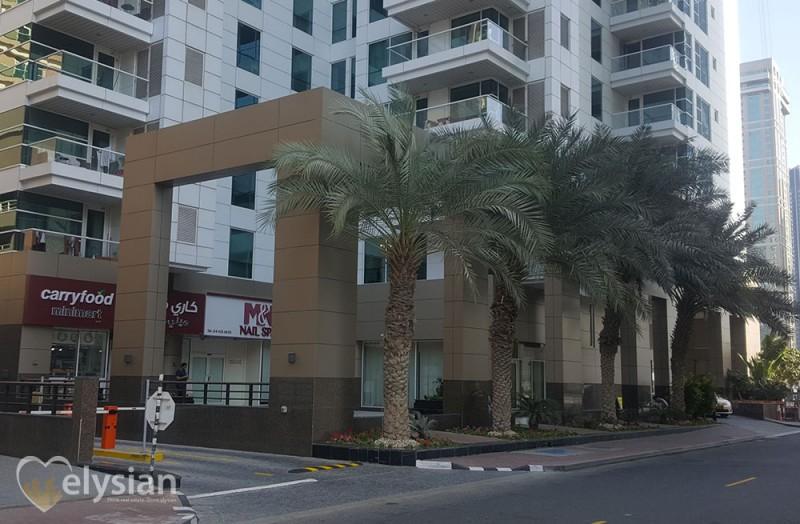 Nice 2 BR | Dubai Marina | La Riviera