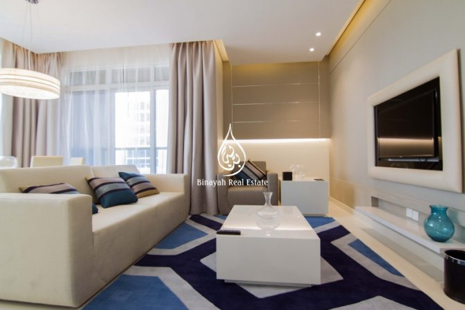 3 Bedroom Hotel Apartment at The Vogue