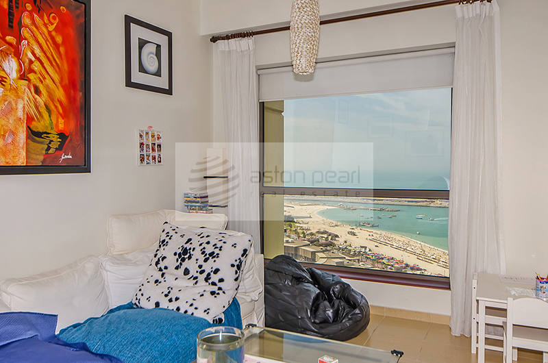 3 Br+M | Front Beach Line| Sea/Dubai Eye