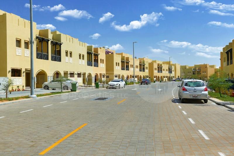 Abu Dhabi, Hydra Village,