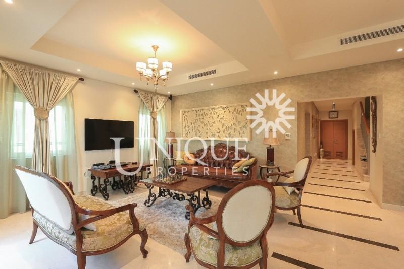 Upgraded villa| Type A | Unfurnished | Al Furjan