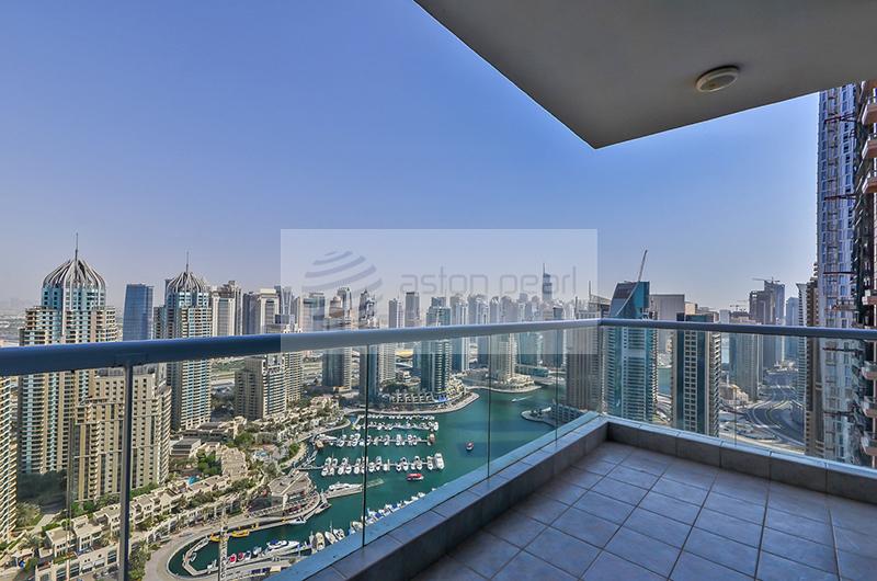 3 BR+Maid's - Marina View - On High Floor