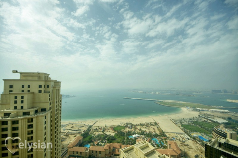 Majestic 4 BR+M, Private Pool, Penthouse