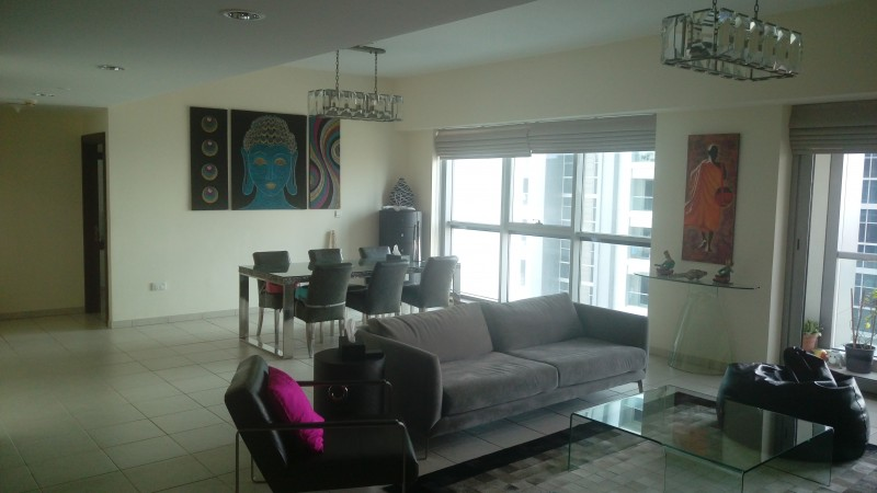 4 BR + Maid+ Big Terrace in Executive -H