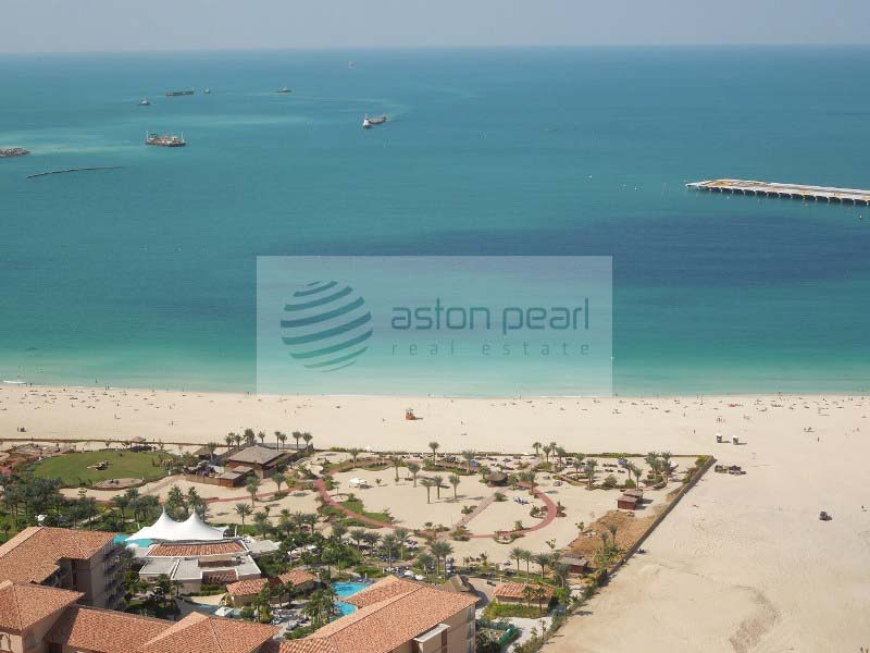 TGR - Largest 2 BR - P/Sea and Marina Views