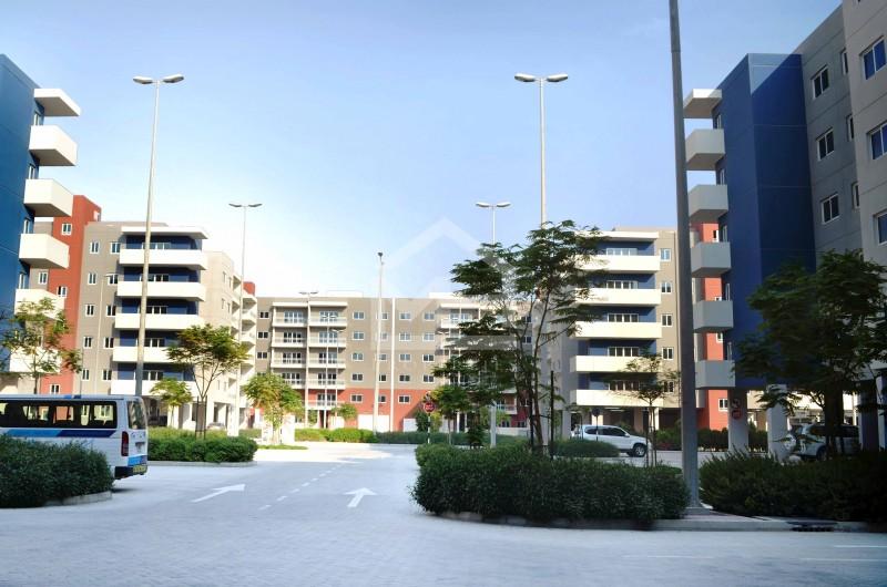 Abu Dhabi, Al Reef,
