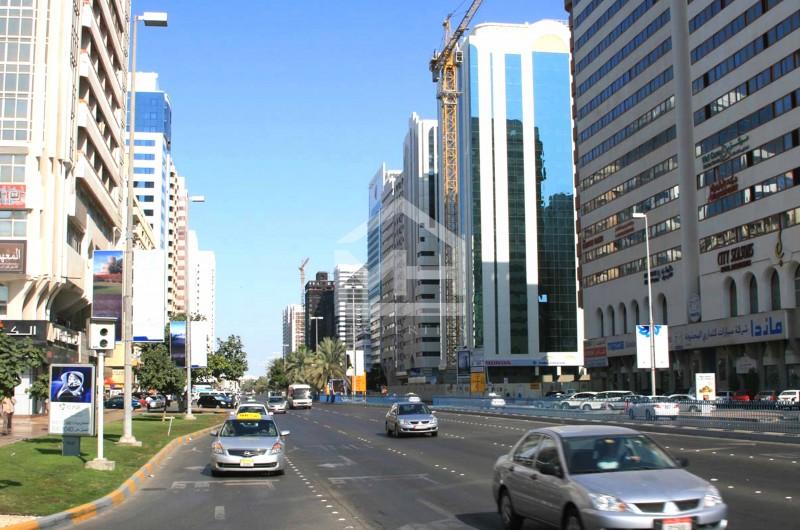 Abu Dhabi, Al Najda Street,