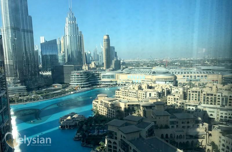 2BR, Full Burj Khalifa And Fountain View