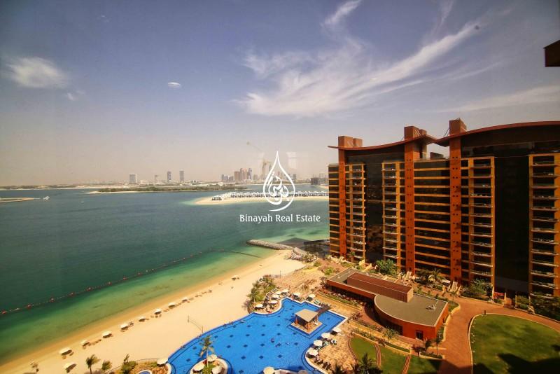 3 BR| Top Floor| Tiara Palm Jumeirah