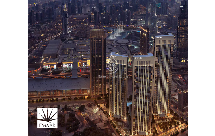 2 BR | Downtown Views II |Stunning Views