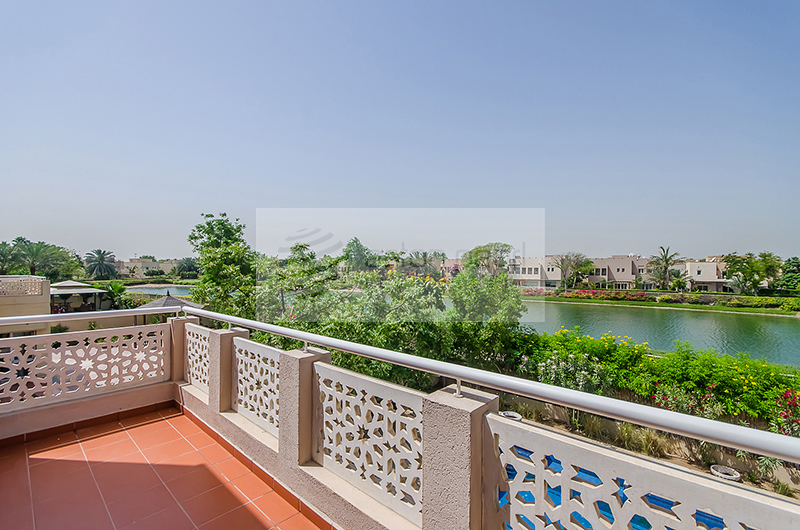 Full Unobstructed Lake View | 6 Beds+Study+Maid's