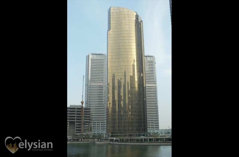 Fully Fitted Office | Gold Tower | JLT