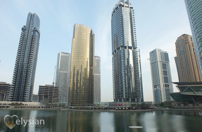 Fully Fitted Office, Gold Tower, JLT